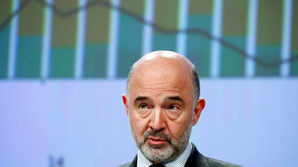 AB Komisyonu üyesi Moscovici: 'Kuruluşundan bu yana AB'nin ilk kez düşmanları var'