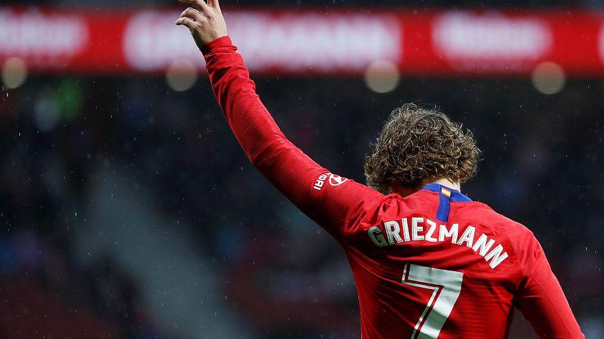 fc9a2a03efdb0 Griezmann anuncia adeus ao Atlético de Madrid | Euronews
