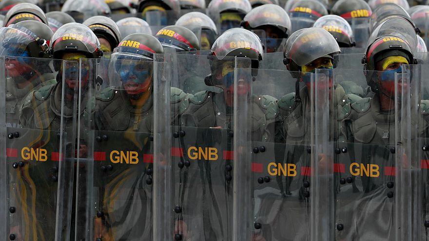 Caracas, Venezuela, el 5 de julio de 2017.