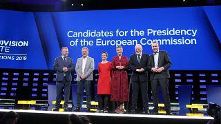 Το debate των υποψηφίων για την Κομισιόν