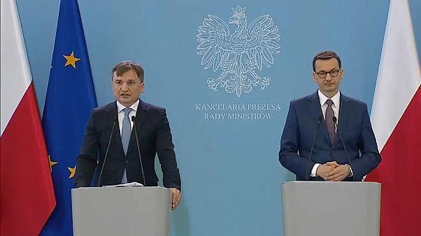 Polonia busca endurecer las penas contra la pedofilia