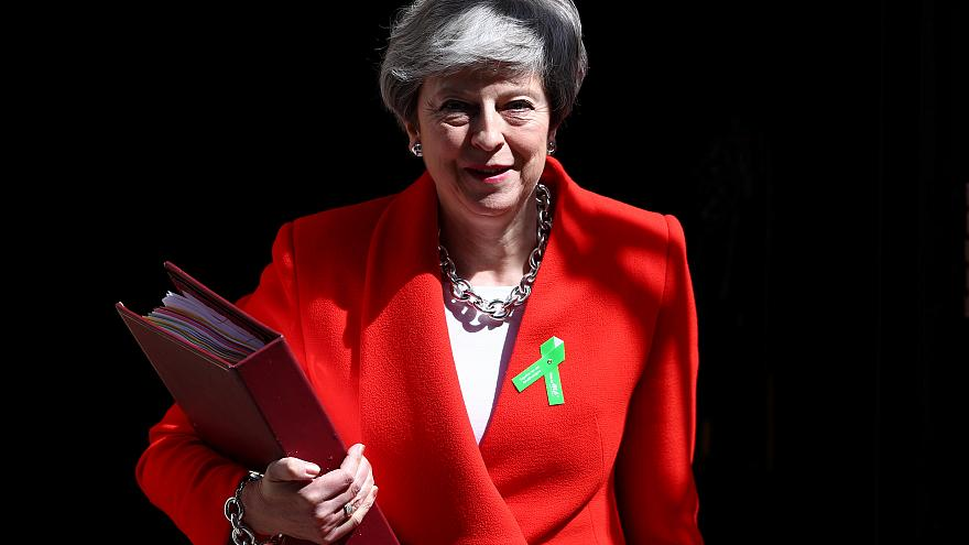 May and Corbyn face off on inequality