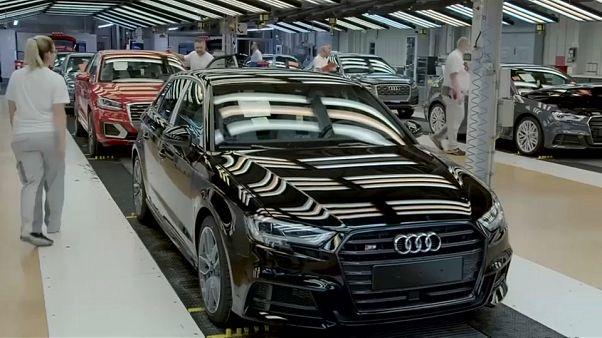 Embellie de l'économie allemande