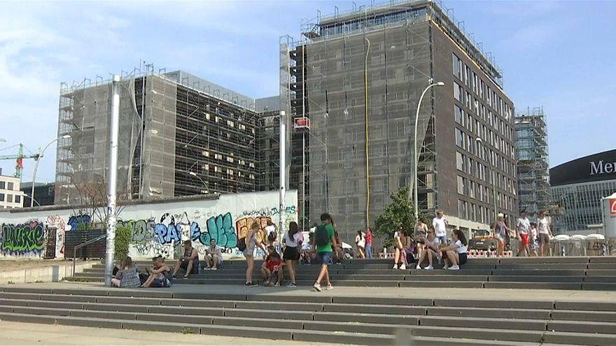 Repunte de la economía alemana en el primer trimestre
