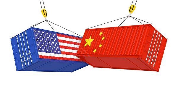A guerra comercial entre os EUA e a China em números
