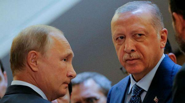 توافق پوتین و اردوغان بر سر ادلب