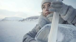 Watch: Musicians play ice instruments to raise climate change awareness
