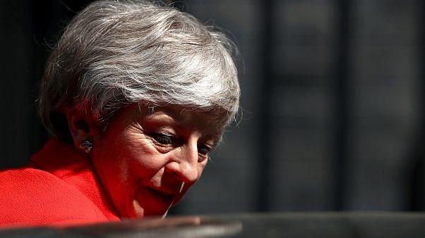 Theresa May anuncia que presentará un nuevo acuerdo para el Brexit a principios de junio