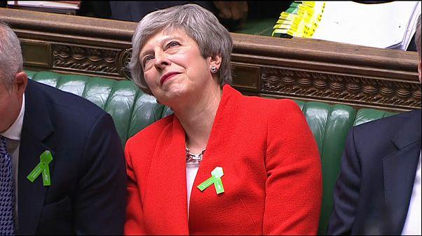 Brexit: Theresa May sob pressão