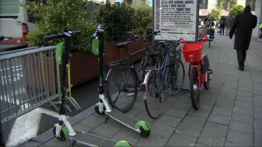 """UE contra """"invasão"""" de bicicletas chinesas"""