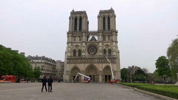 1 hónapja sérült meg a Notre-Dame