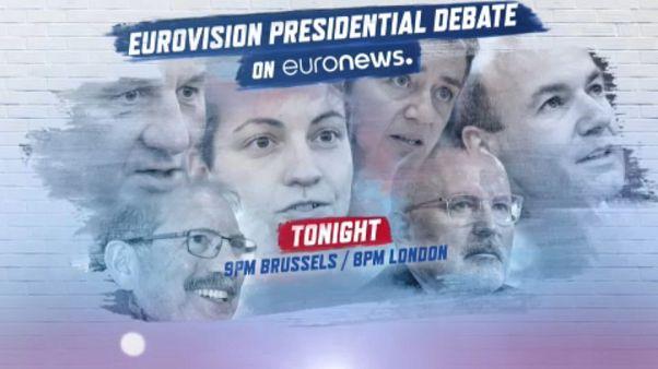 Европейские предвыборные дебаты
