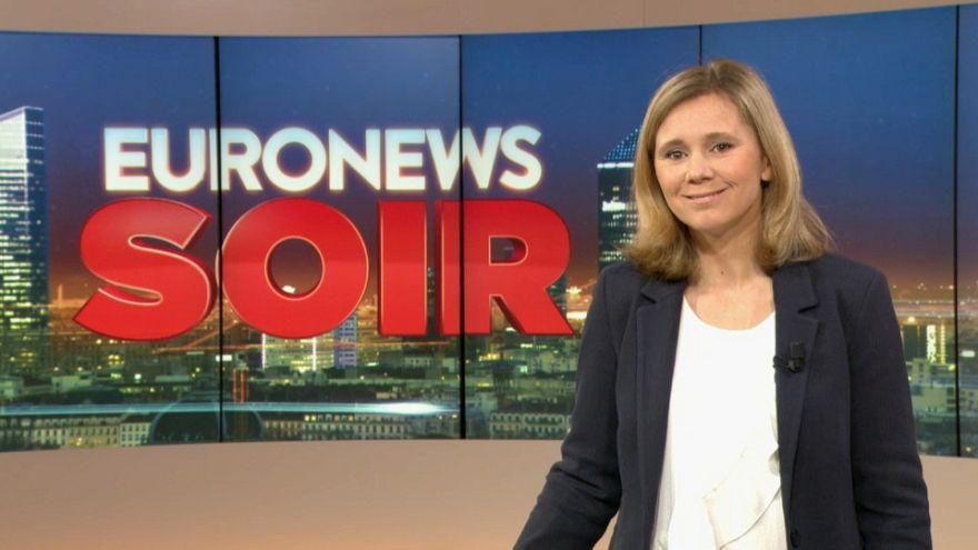 Euronews soir : l'actualité du 15 mai