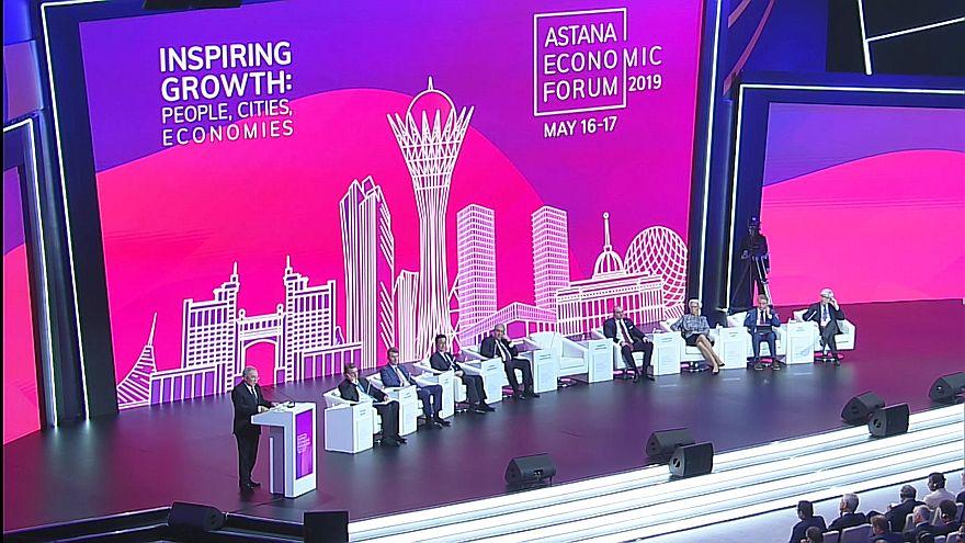Astana ekonomikas forums 2019: biznesa uzsvars Eurazijā