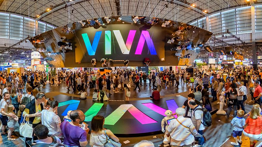 French technology summit VivaTech boots up in Paris