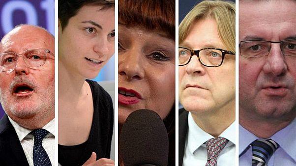 ما هي مواقف المرشحين لرئاسة المفوضية الأوروبية؟