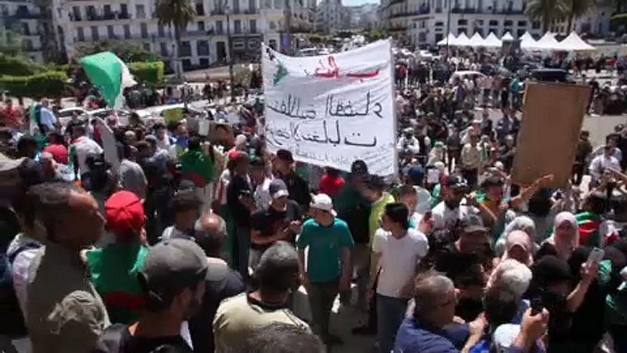 Argelia: Nuevas protestas masivas contra el gobierno