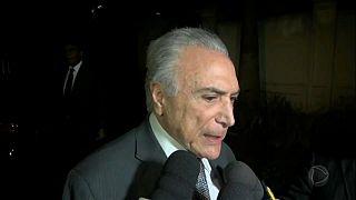 Michel Temer voltou a ser libertado da prisão