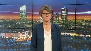Euronews am Abend | Die Nachrichten vom 15. Mai 2019