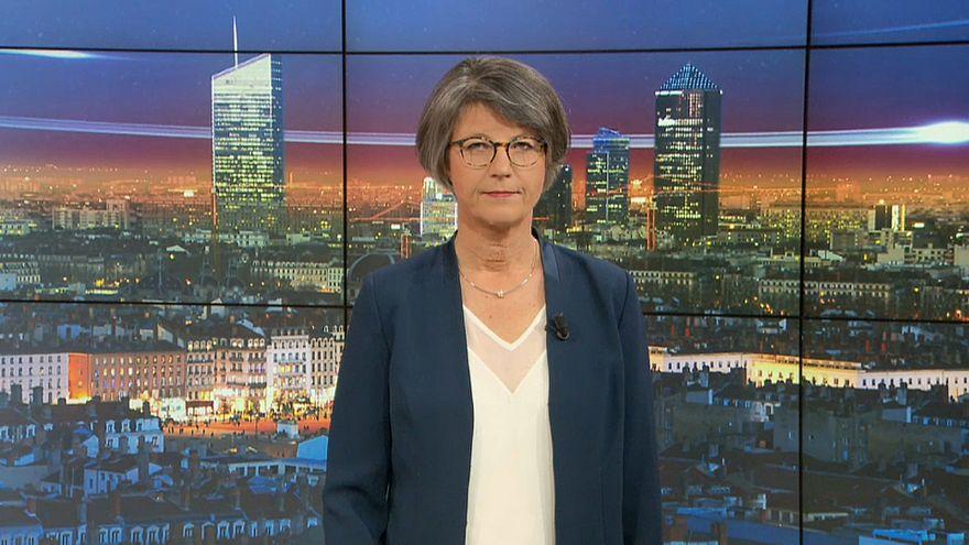 Euronews am Abend   Die Nachrichten vom 15. Mai 2019