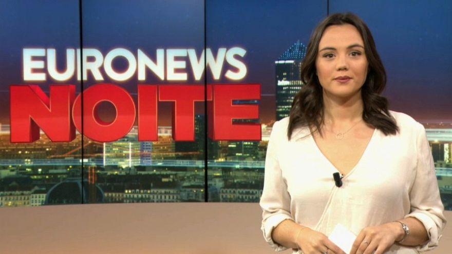 Euronews Noite | As notícias do mundo de 15 de maio de 2019