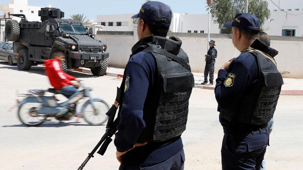الأمم المتحدة تطالب تونس بالإفراج فورا عن منصف قرطاس   Euronews