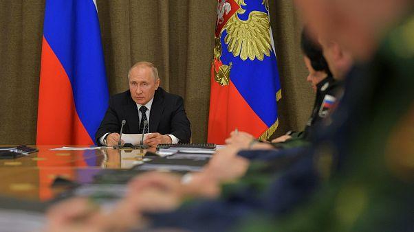 Πούτιν: « Με τους Τούρκους συνεργαζόμαστε πιο εύκολα παρά με τους Ευρωπαίους»