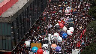 Sao Paulo, Brazil May 15, 2019. REUTERS/Amanda Perobelli