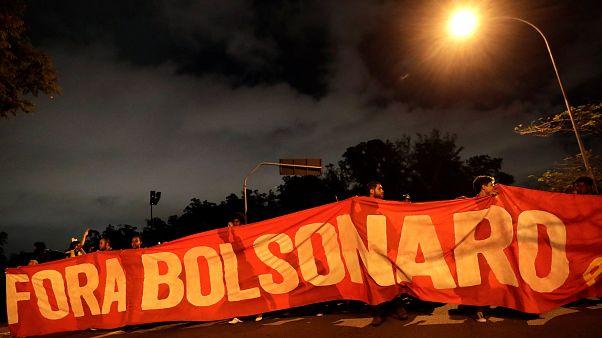 Βραζιλια: Στους δρόμους οι φοιτητές