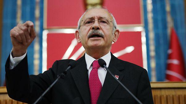 Kemal Kılıçdaroğlu: Rakibimiz YSK