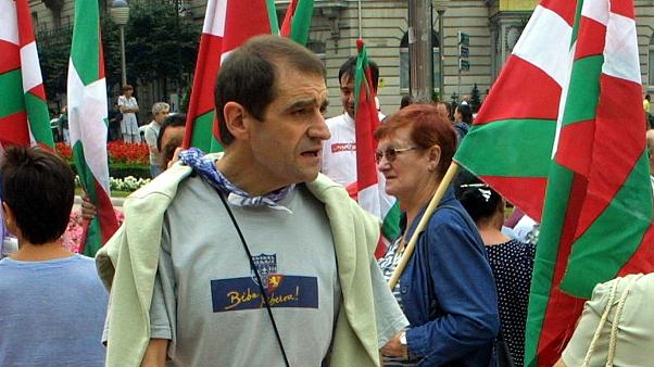 جاسو ترنرا، رهبر سابق گروه اتا، ۲۳ اوت ۲۰۰۲