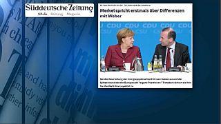 """Lega e Salvini nel PPE, il """"nein"""" della Merkel"""