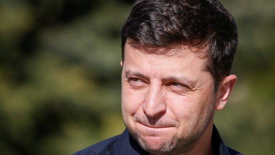 Верховная Рада назначила инаугурацию Зеленского на 20 мая