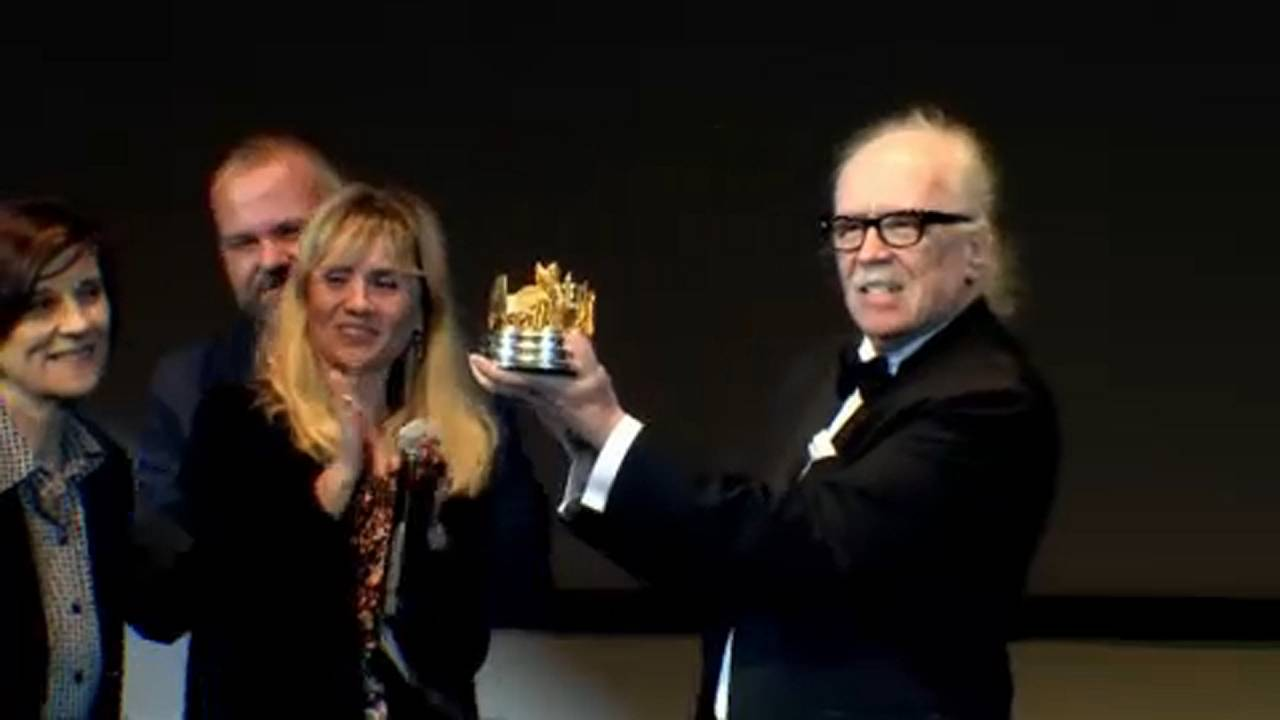 Cinema: a John Carpenter il premio Carrosse D'or alla carriera
