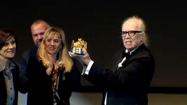 John Carpenter honoré à Cannes