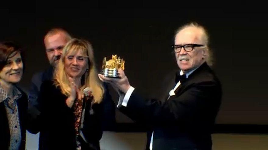 John Carpenter recebe prémio de carreira em Cannes