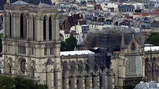 Különleges tervek a Notre-Dame újjáépítésére