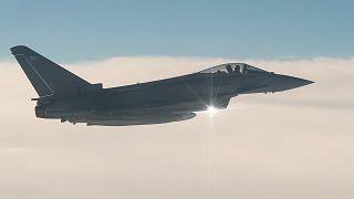 بريطانيا أرسلت مقاتلات لاعتراض طائرات روسية في البلطيق مرتين