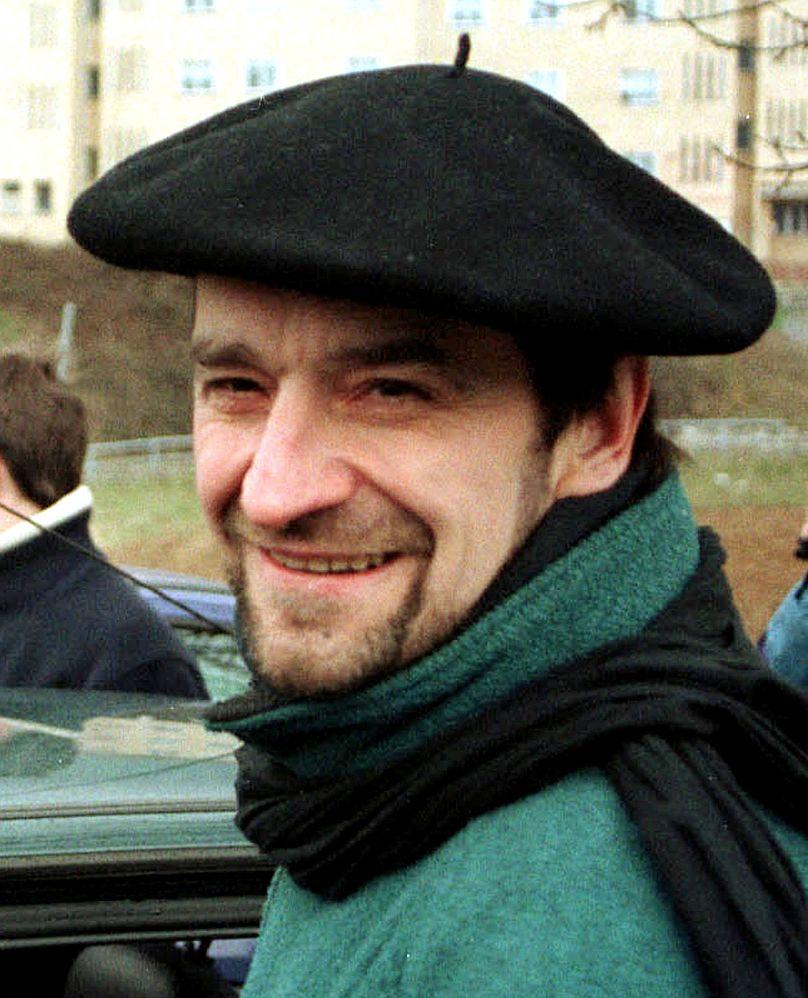 Josu Ternera, el histórico exjefe político de ETA, fue detenido en Francia