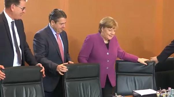 Merkel nemet mondott Salvinire