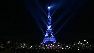 "Париж поздравил свою ""железную леди"" с юбилеем"