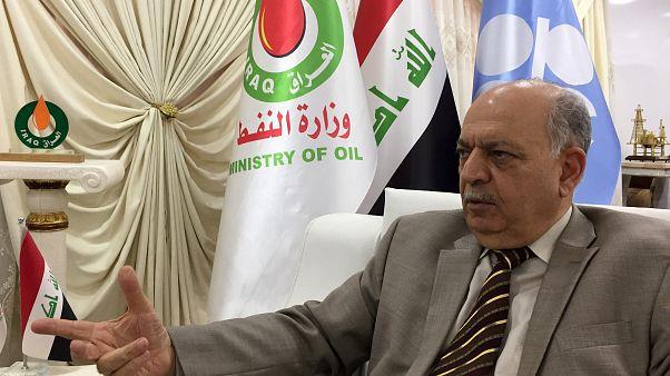وزير النفط العراقي، ثامر الغضبان