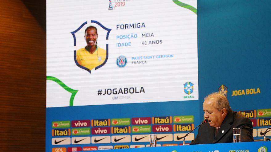 Brezilyalı futbolcu 41 yaşında kadroda: Yedi Dünya Kupası'na katılma rekoru