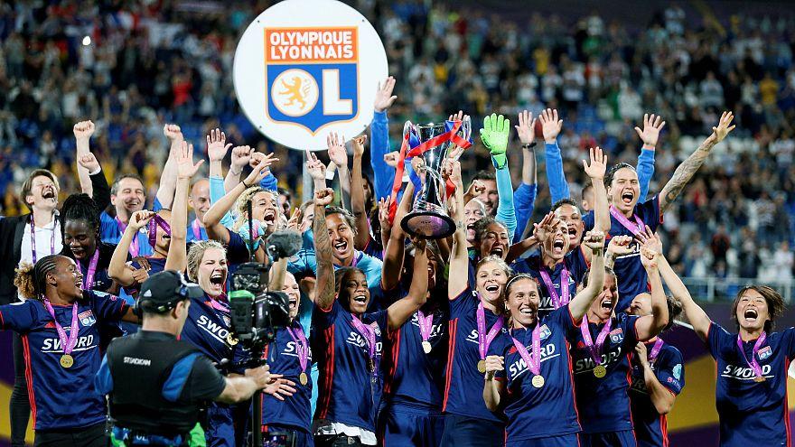 Olympique Lyon ist das Real Madrid des Frauenfußballs
