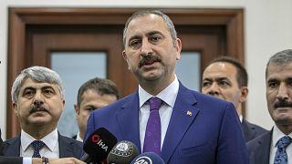 Abdulhamit Gül: Avrupa İşkencenin Önlenmesi Komitesi heyeti Öcalan'la görüştü
