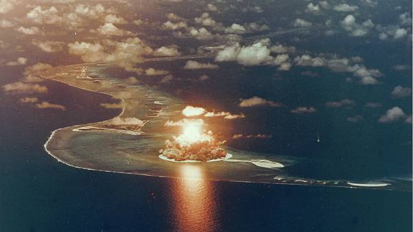 Soğuk Savaştan kalma nükleer atıkların toplandığı 'radyoaktif tabut' sızdırıyor