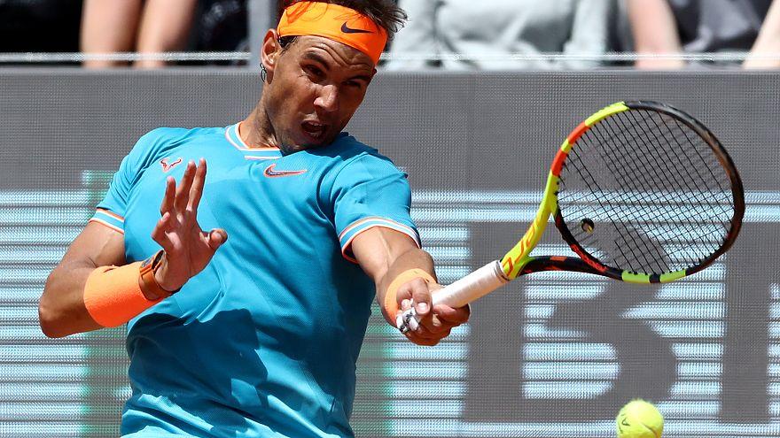 Nadal y Federer ya están en octavos de Roma