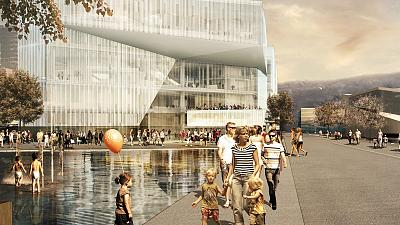 Future Library: connecting literature, art and the environment