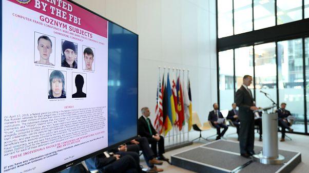 EUROPOL'den siber suç şebekesine büyük darbe: 100 milyon dolar çalan ağ çökertildi