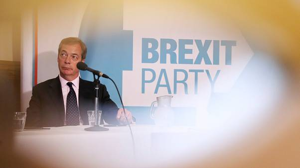Why is Farage's Brexit Party leading the polls and what is its plan for the UK? | Euronews answers